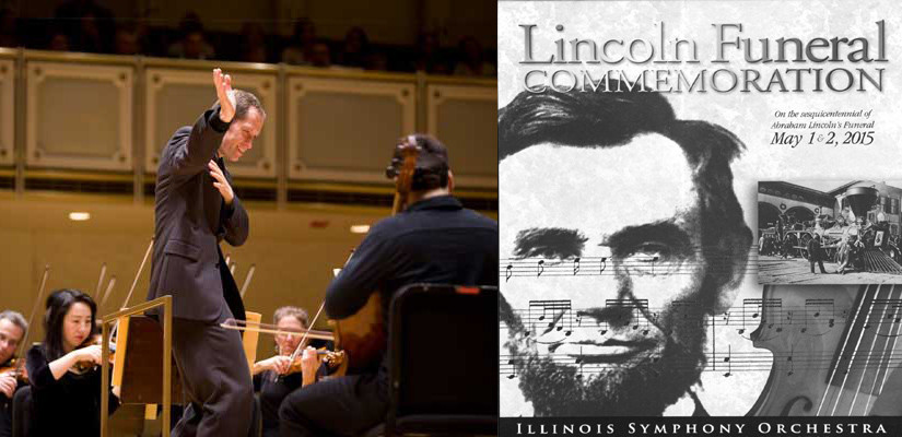 A Conversation Abraham Lincoln and Music About Him