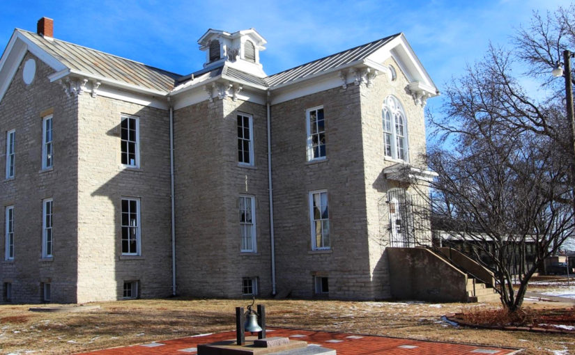 Dr. Silas Hamilton, George Washington, His Freed Slave, and the First Free School in Illinois