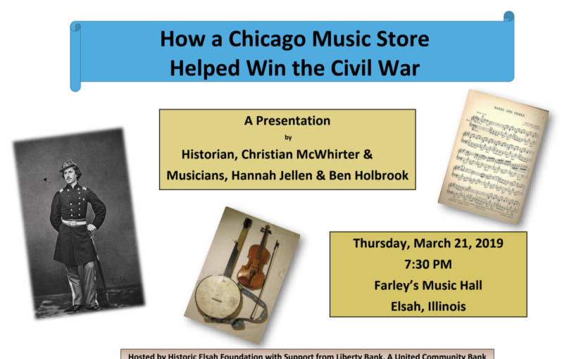 How a Chicago Music Store Helped Win the Civil War